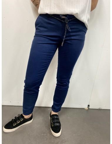 Pantalon chino - Peacoat - ONLMAUDE...
